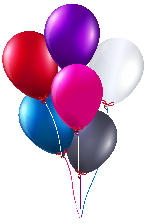 4033x6140 Balloon clipart animated