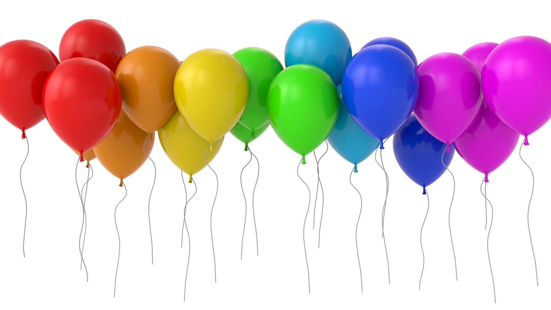 1920x1080 30 Helium Balloons