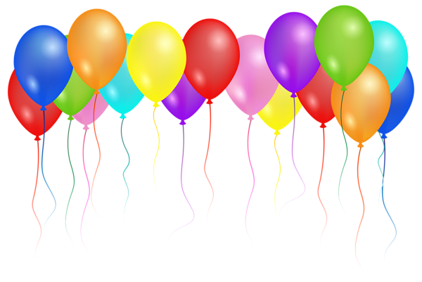 600x401 Balloon clipart balloons free –