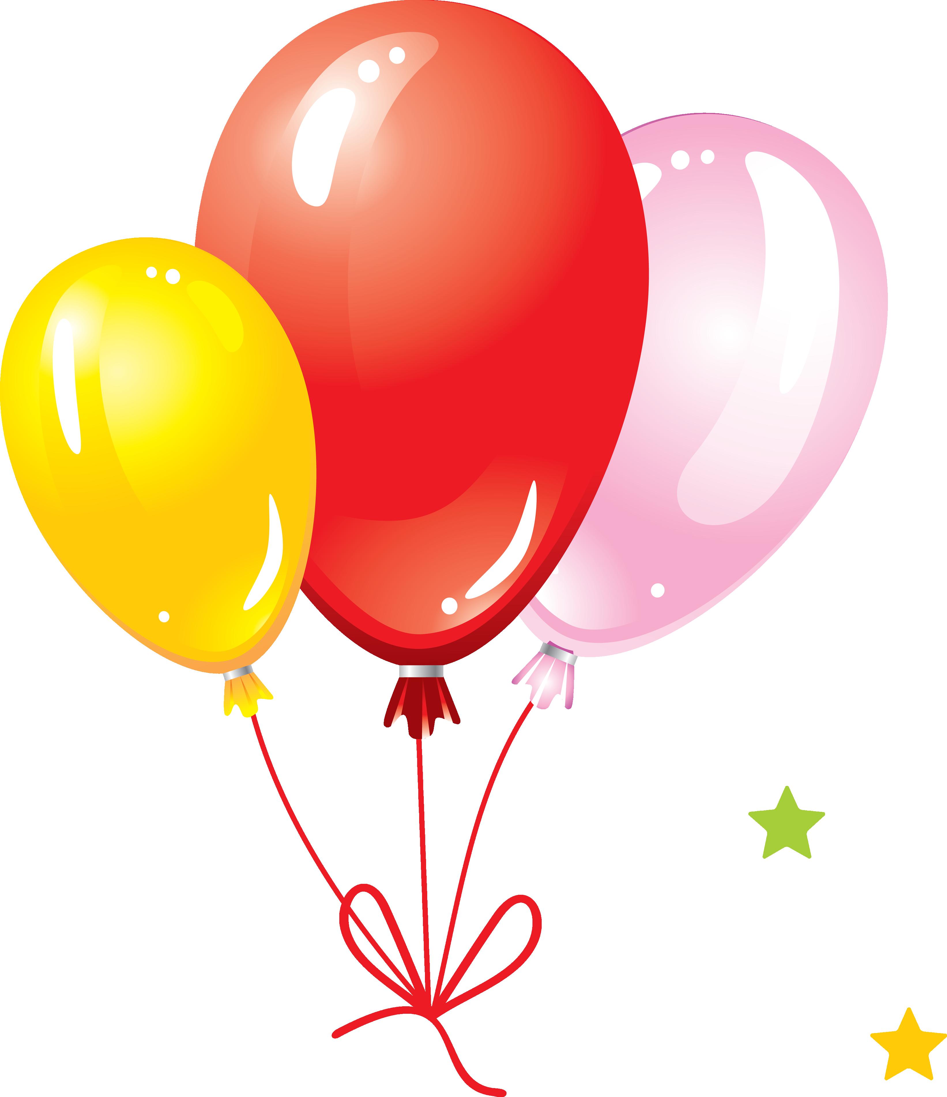 3285x3808 Balloon clipart seven