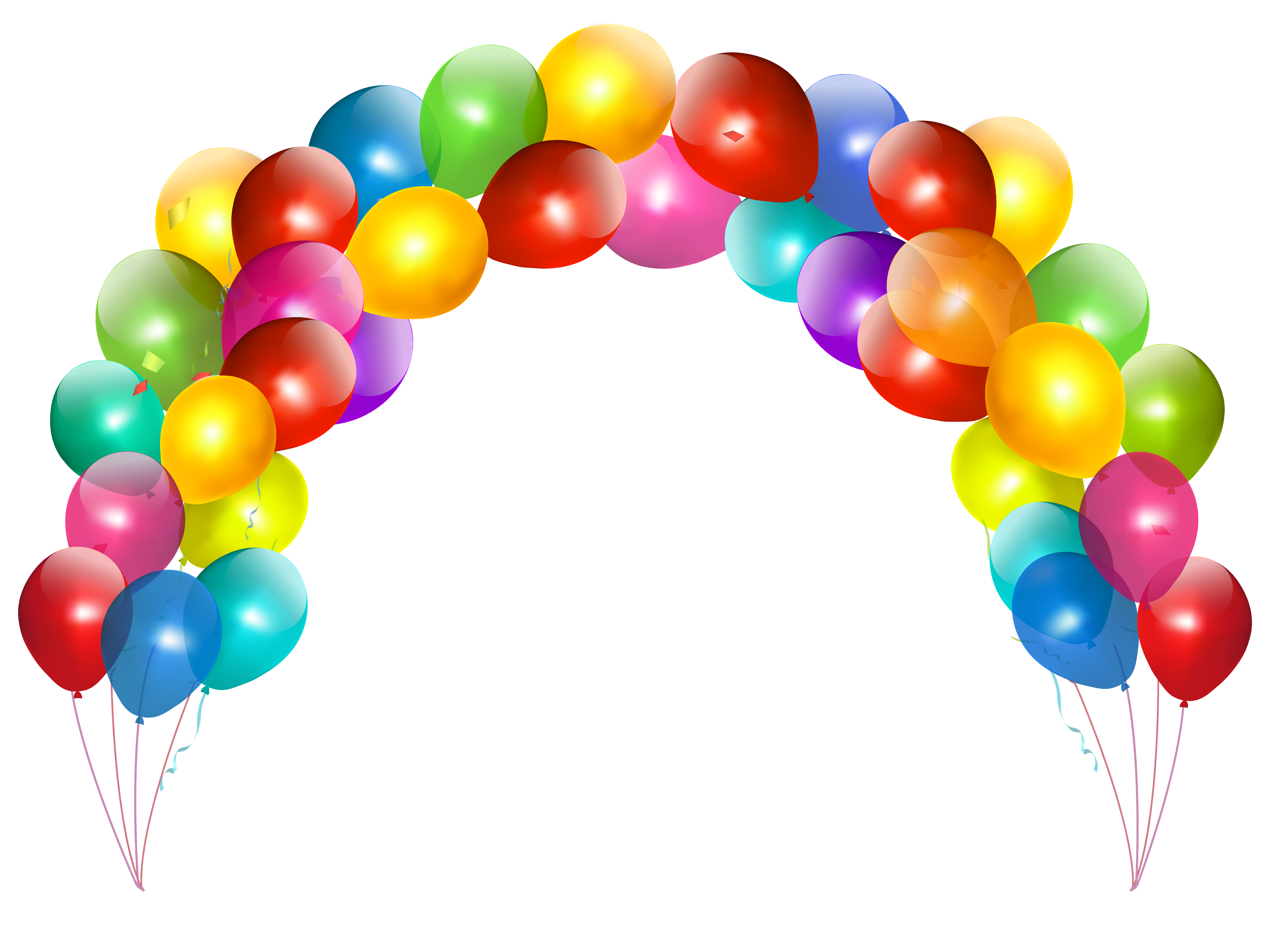 4182x3158 Balloon Arch PNG Pictureu200b Gallery Yopriceville