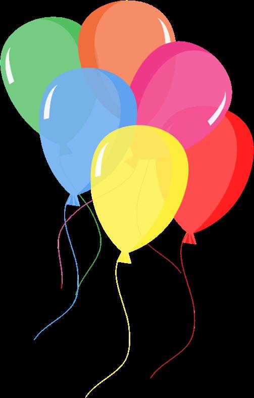 503x788 Balloons Clip Art