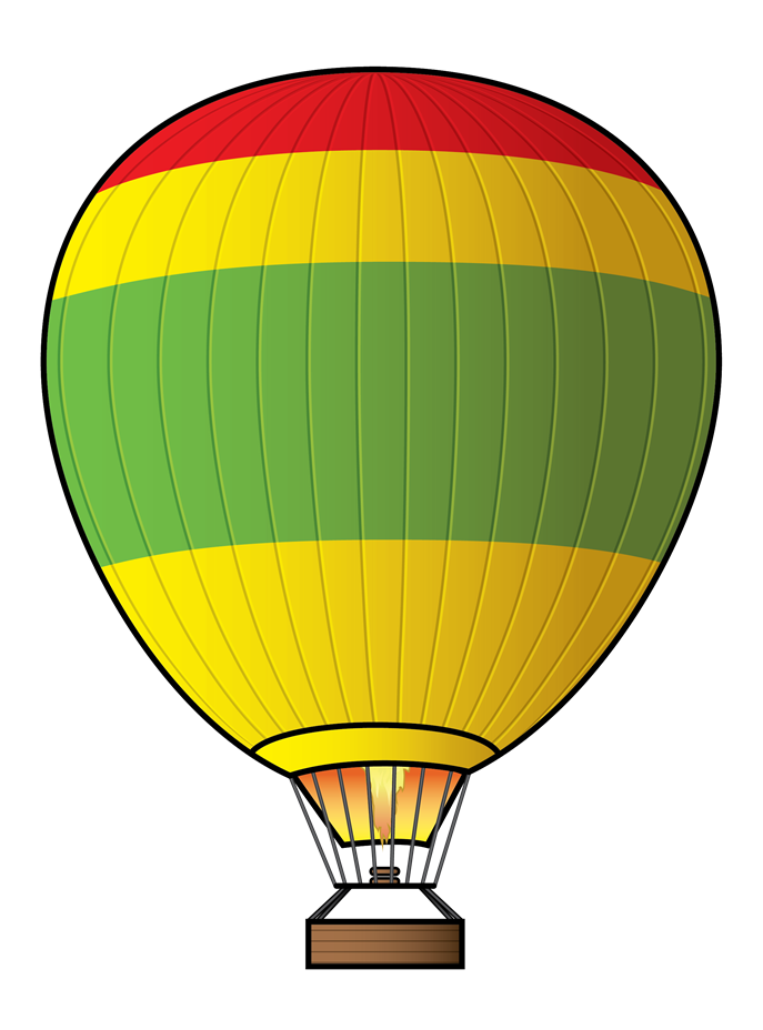 687x928 Top 80 Hot Air Balloon Clip Art