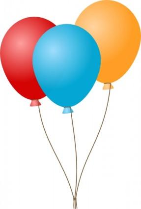 287x425 Balloons Clip Art Free