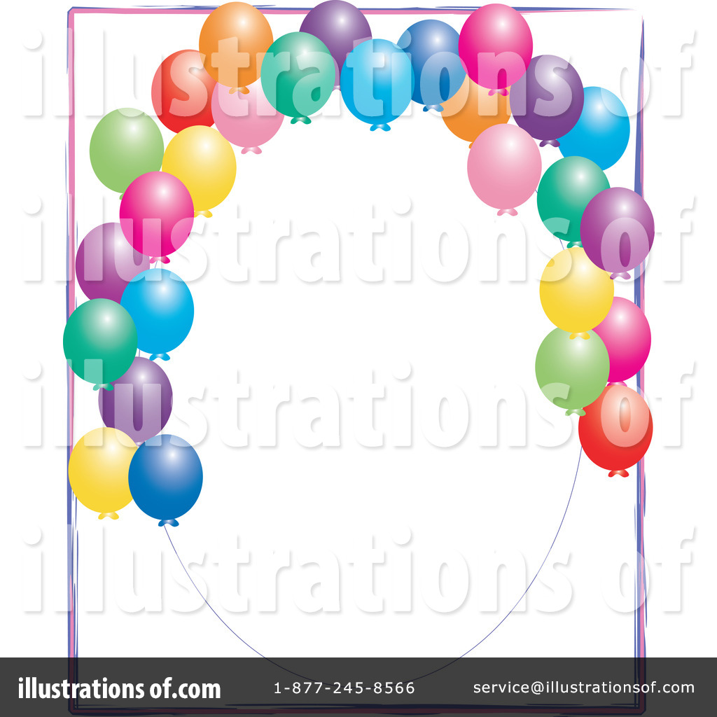 1024x1024 Balloons Clipart