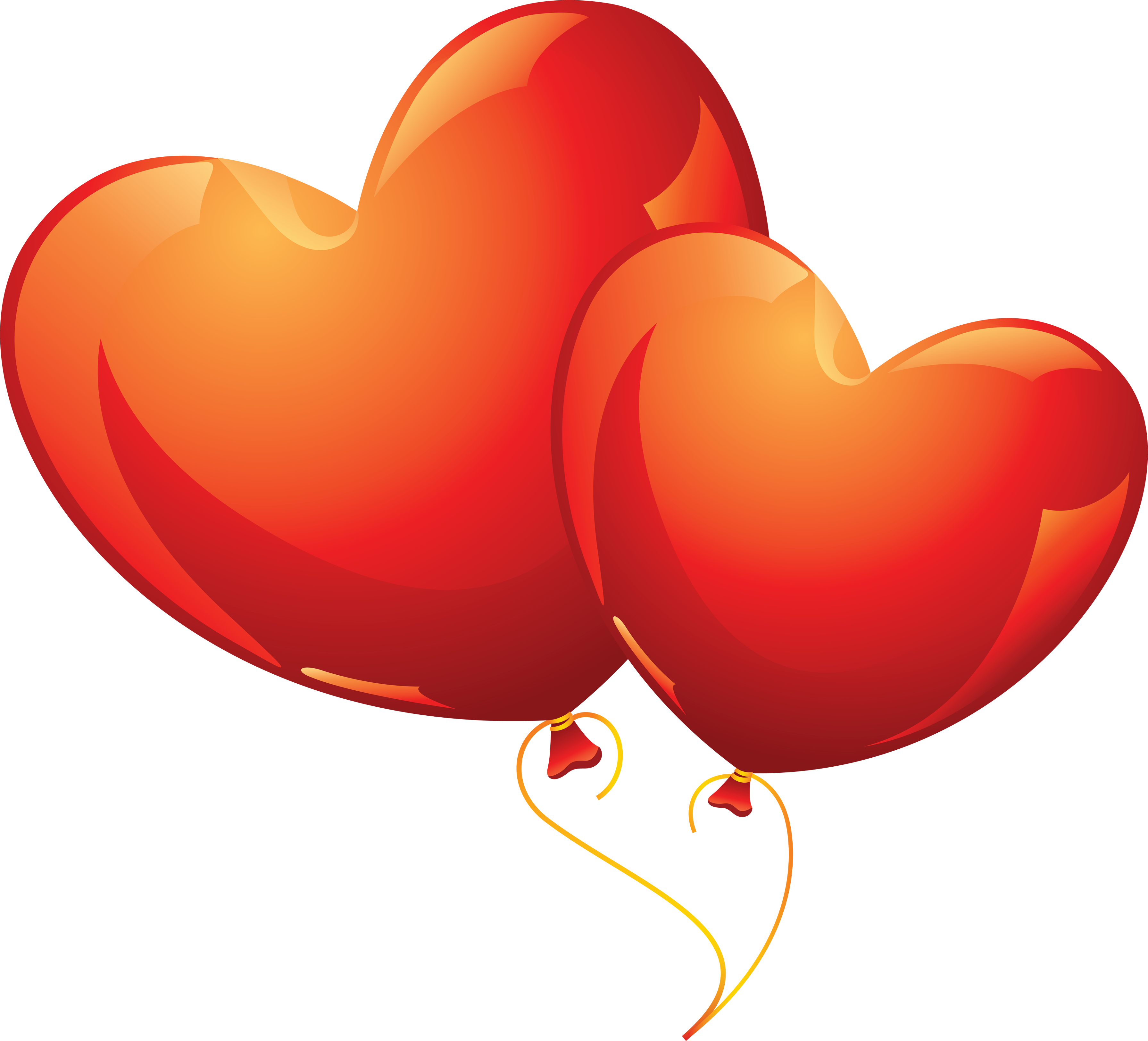 3582x3248 Balloon Png