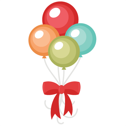 432x432 Birthday Balloon Clipart, Explore Pictures