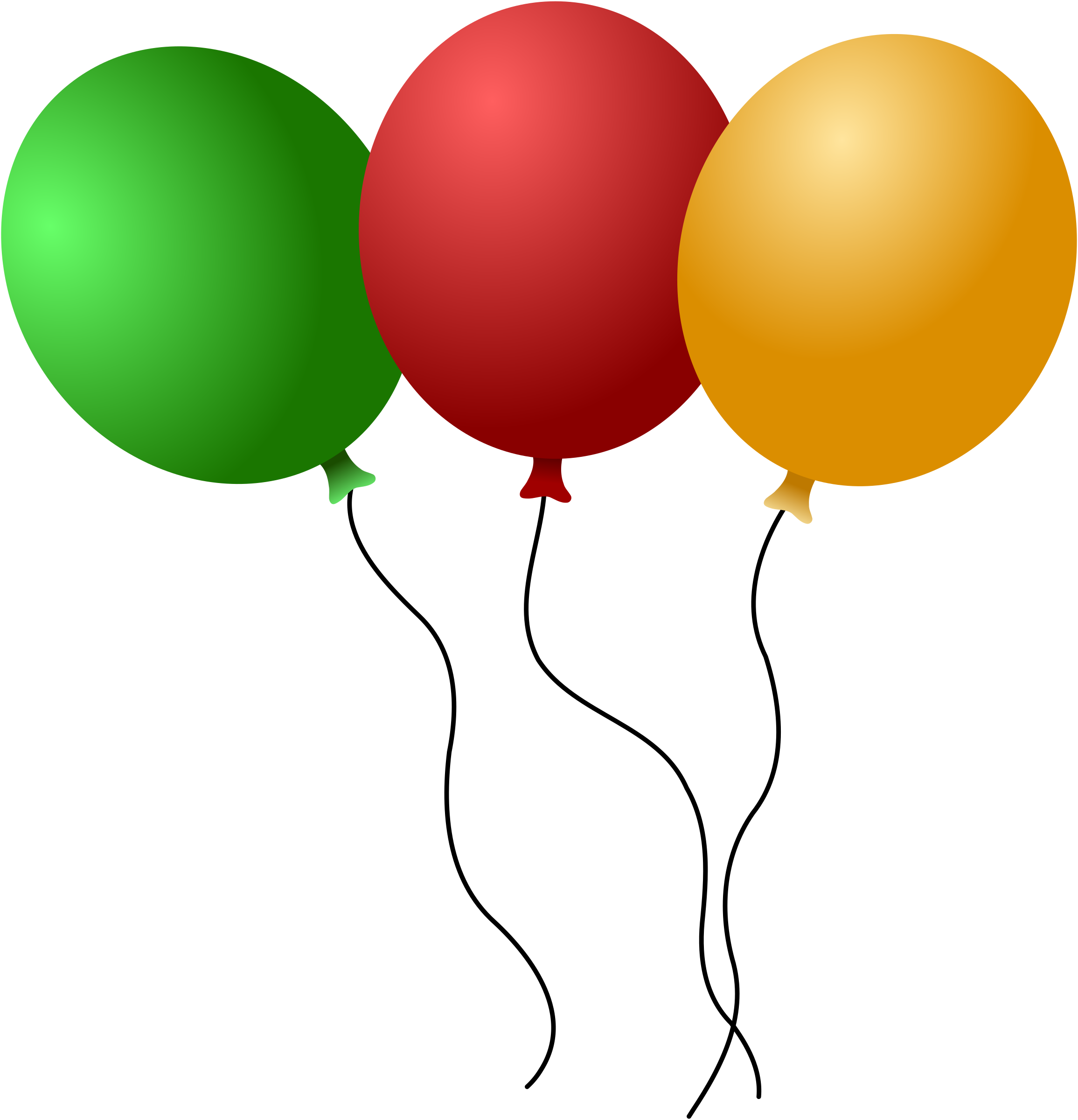 2311x2400 Balloon Clipart Objects