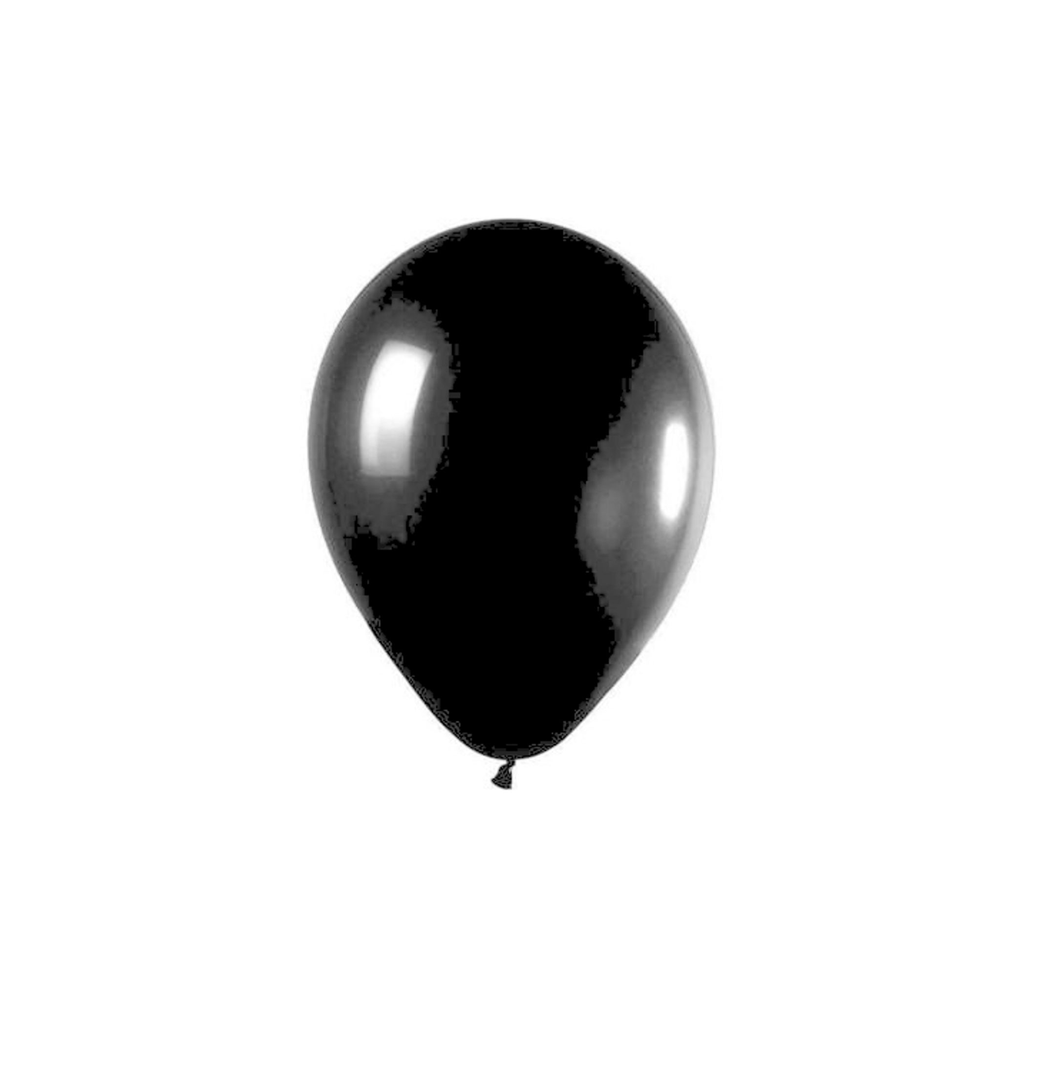 2139x2218 Black Balloons