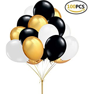 318x320 Party Decorations Balloons,100 Pack 12
