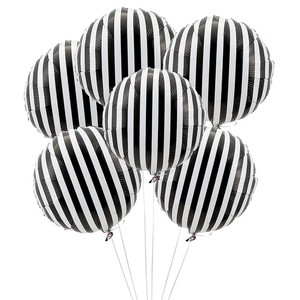 300x300 Striped Balloons