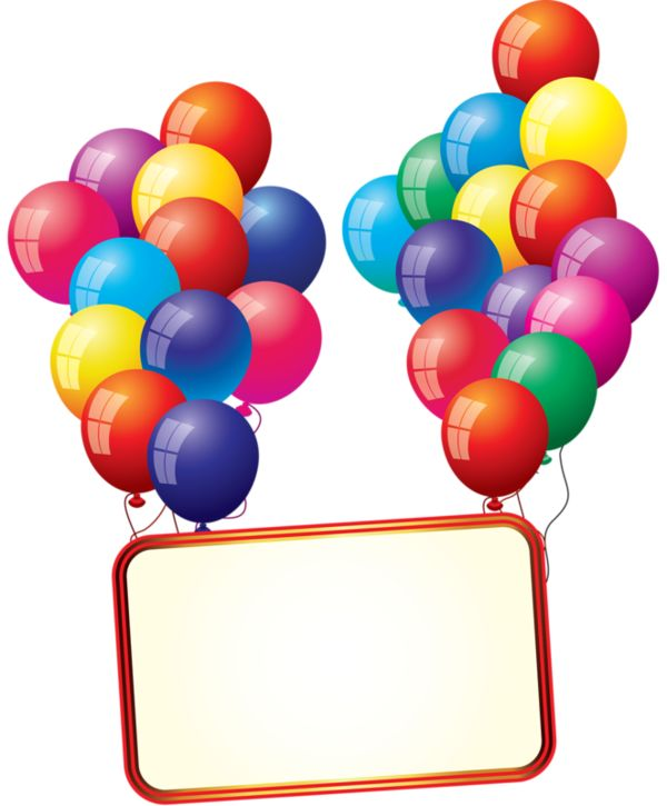 Balloons border clipart free download best balloons border clipart 600x725 42 best sign images pictures birth day and thecheapjerseys Gallery