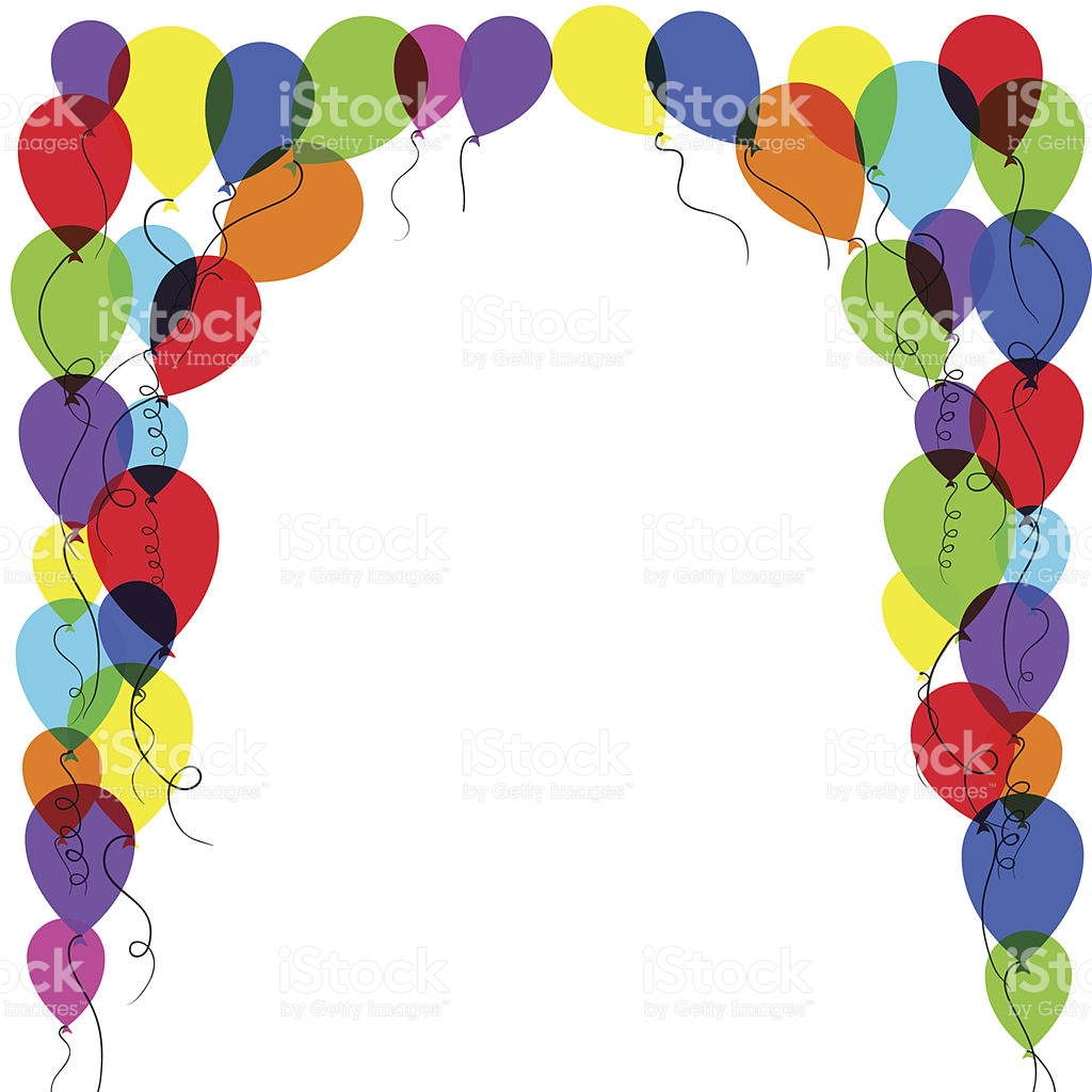 1024x1024 Arch Clipart Balloon Frame