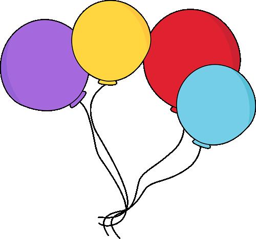 500x468 Balloon Clip Art