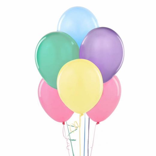 520x520 Balloon Clipart Pastel