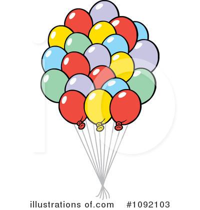 400x420 Balloons Clipart