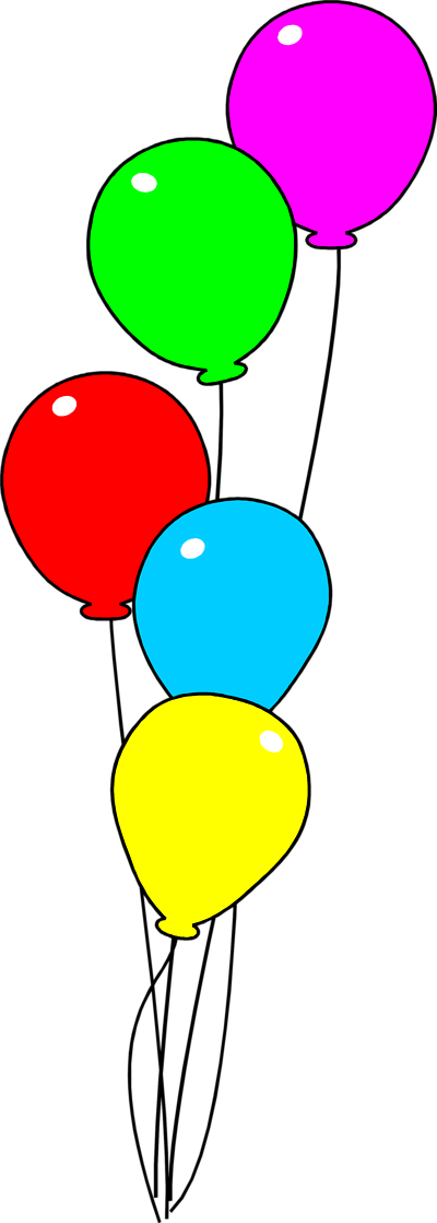 400x1118 Balloon Images Free