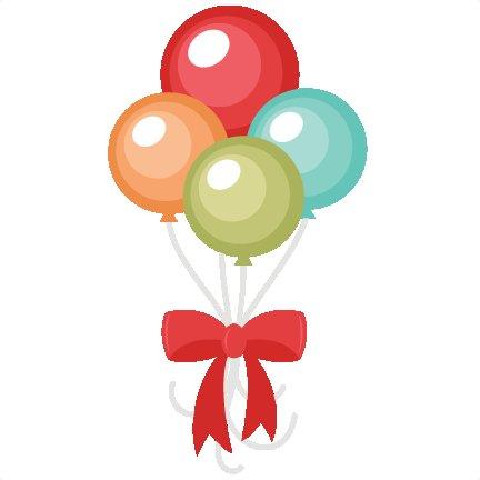432x432 Fresh Ballon Clip Art Birthday Balloons Balloons Free Birthday