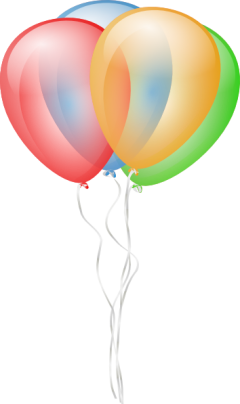 240x404 Balloon Png Image, Free Download, Balloons Cliparts