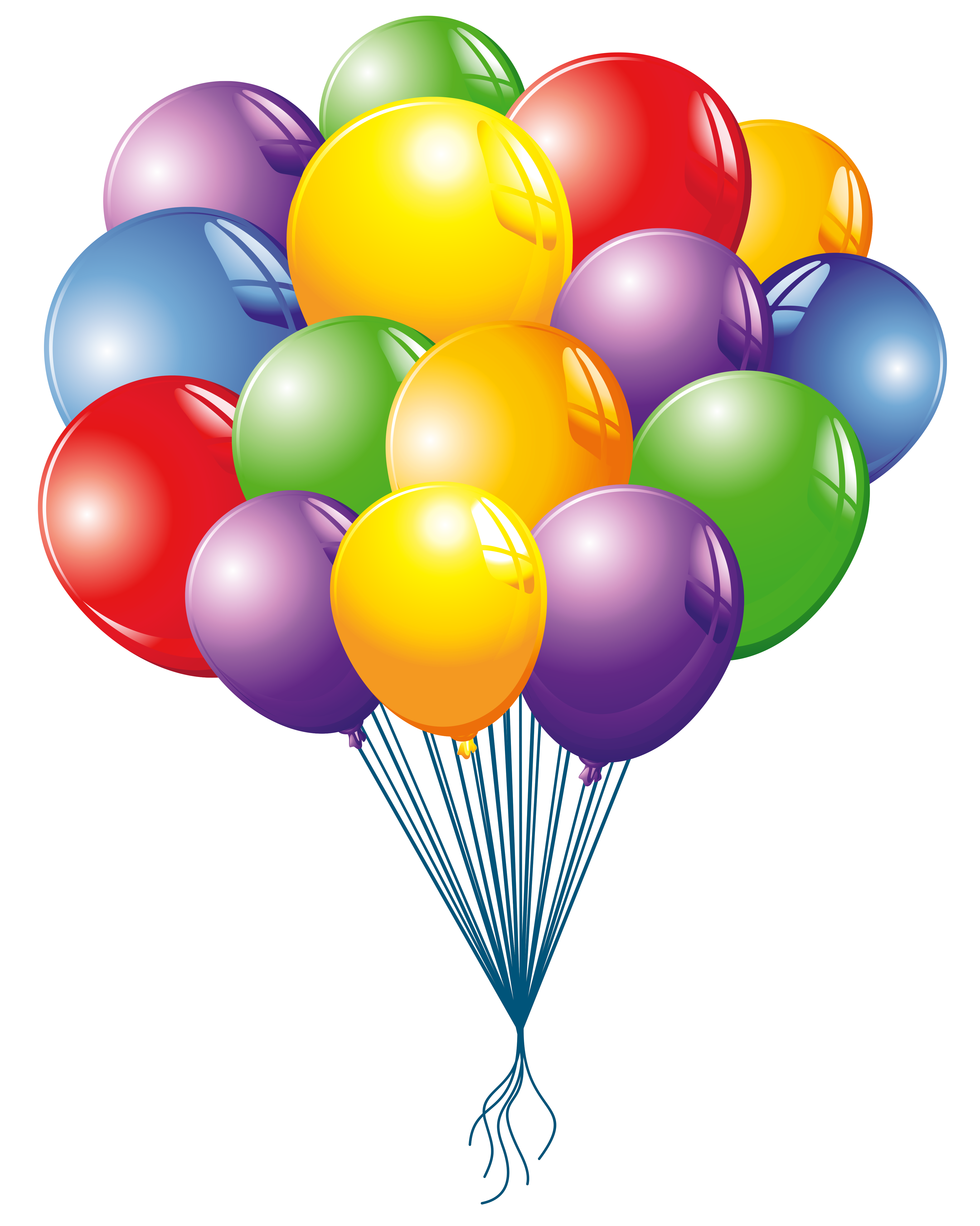 4122x5156 Balloons Clipart Imageu200b Gallery Yopriceville