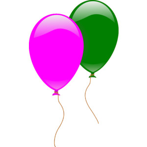 300x300 Clipart Balloons Clipart