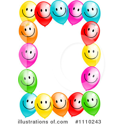 400x420 Party Balloons Clipart