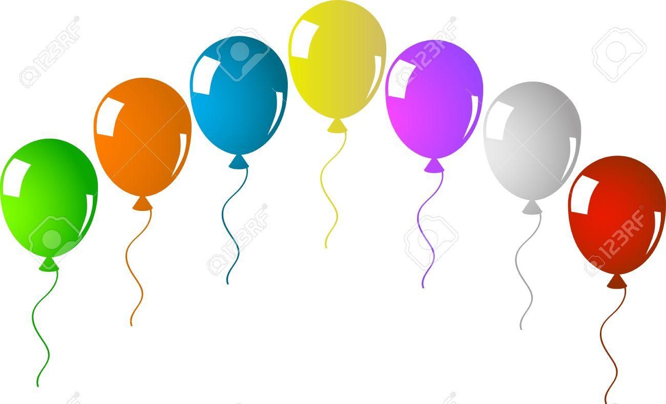 1300x789 Balloons Clipart