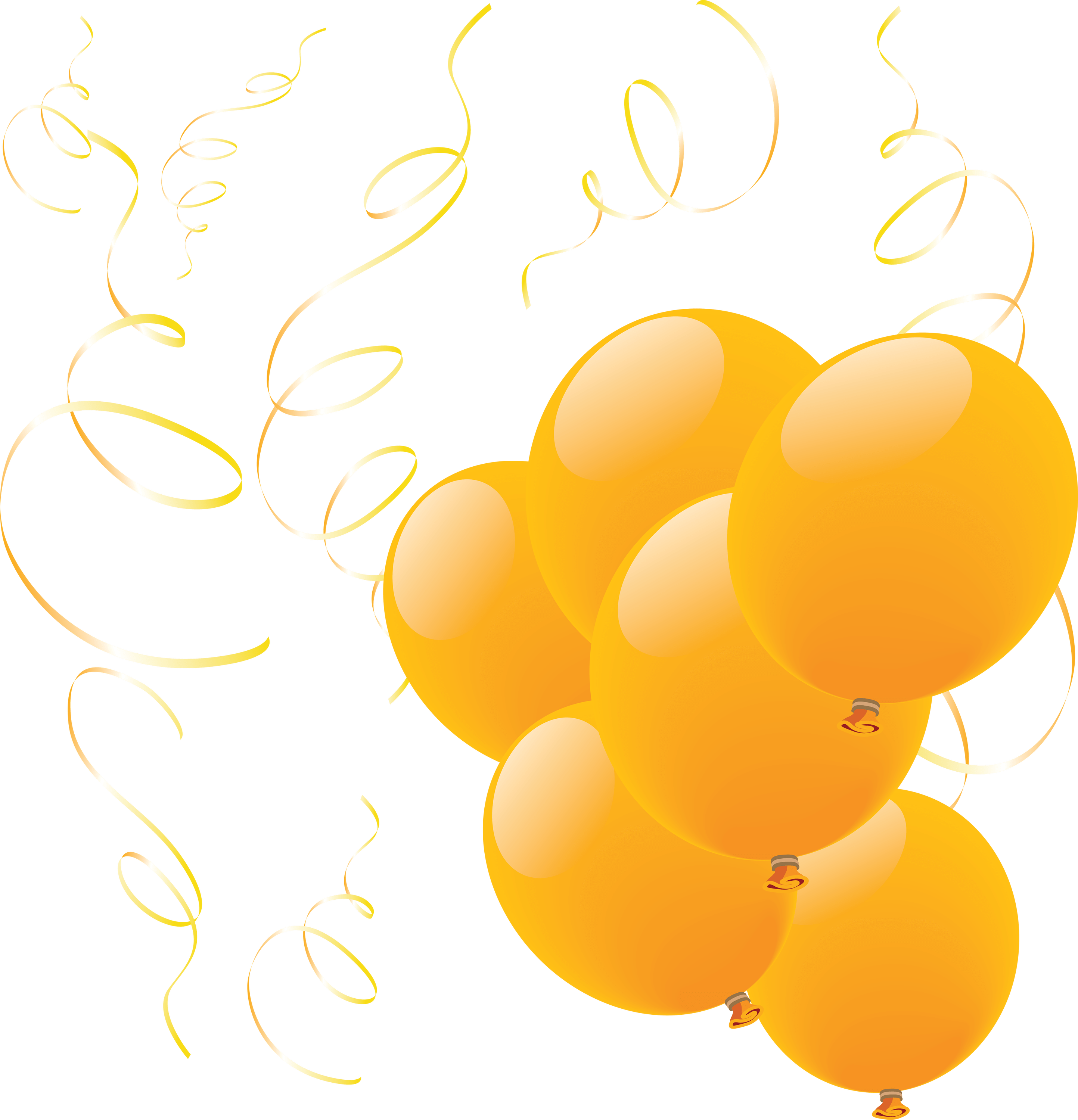 2887x3000 Balloon Transparent Png Images
