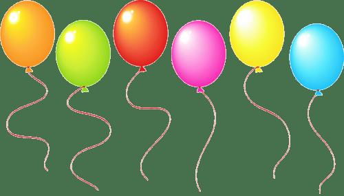 500x285 Balloons Png Transparent Images Free Pik Psd