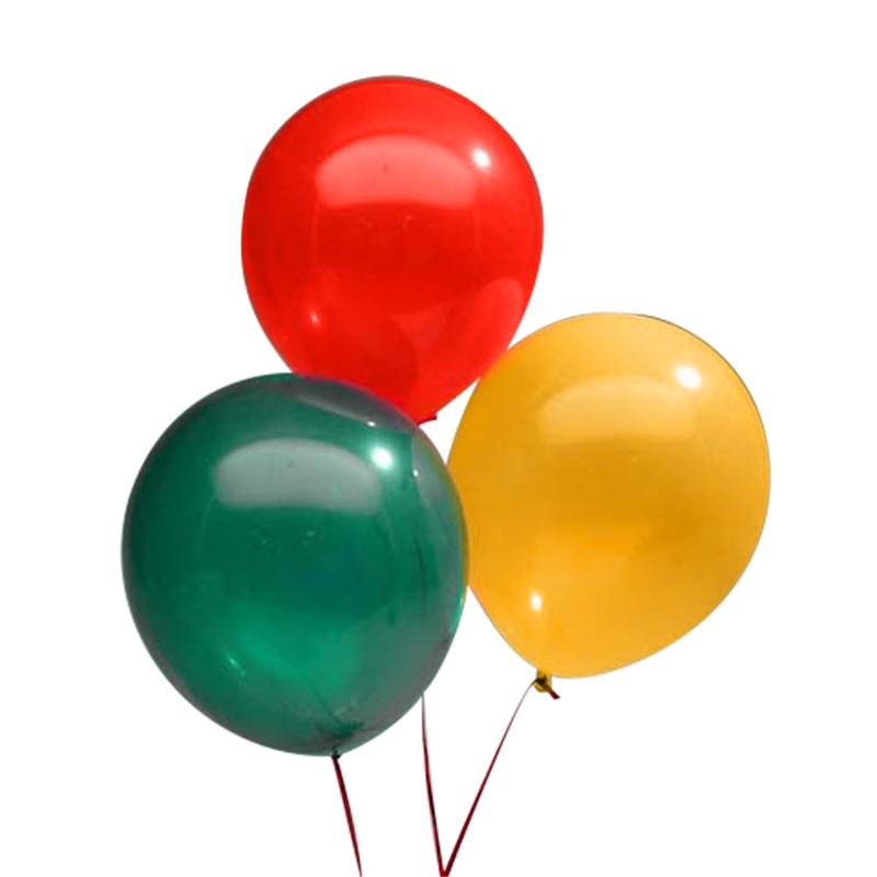 800x800 Transparent Balloons