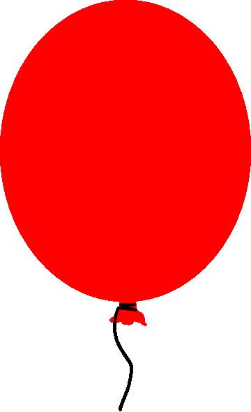 360x590 Balloons Clip Art Transparent Background Free