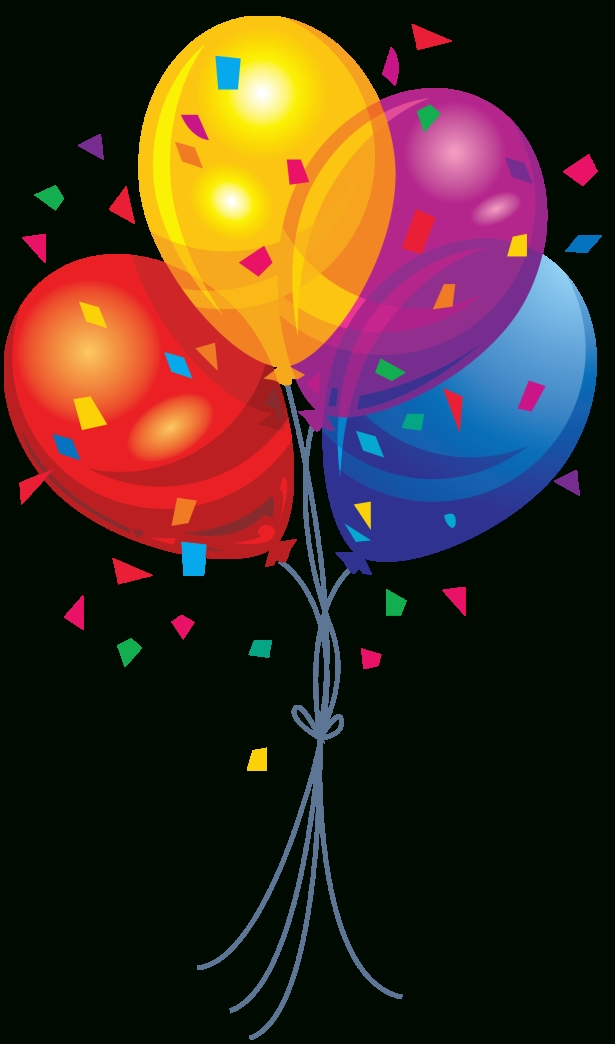615x1044 Top 10 Balloons Clipart Transparent Background