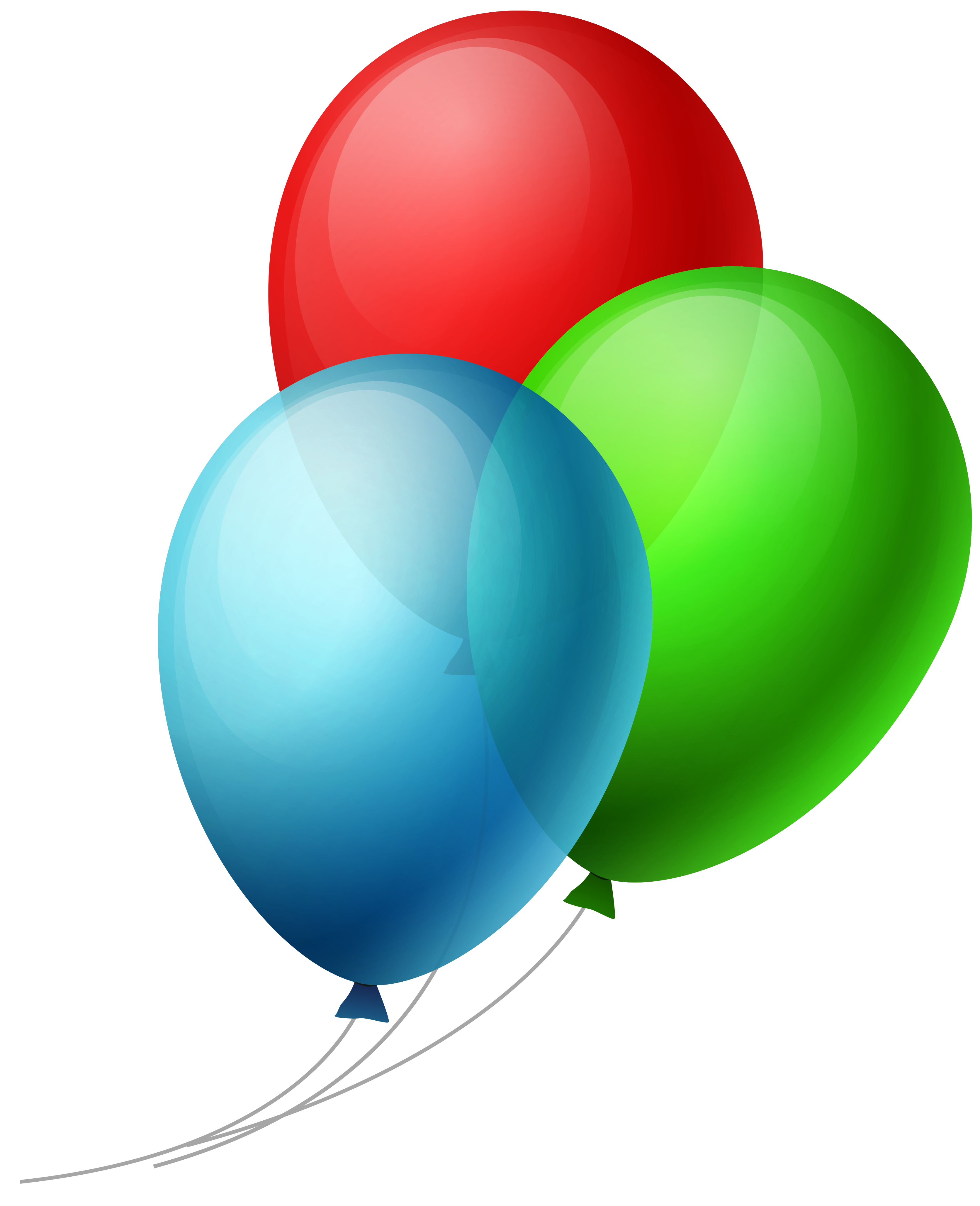 3343x4112 Transparent Three Balloons Png Clipartu200b Gallery Yopriceville
