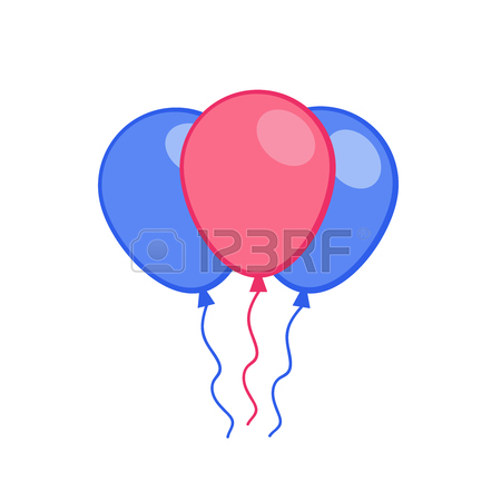 Balloons With Transparent Background