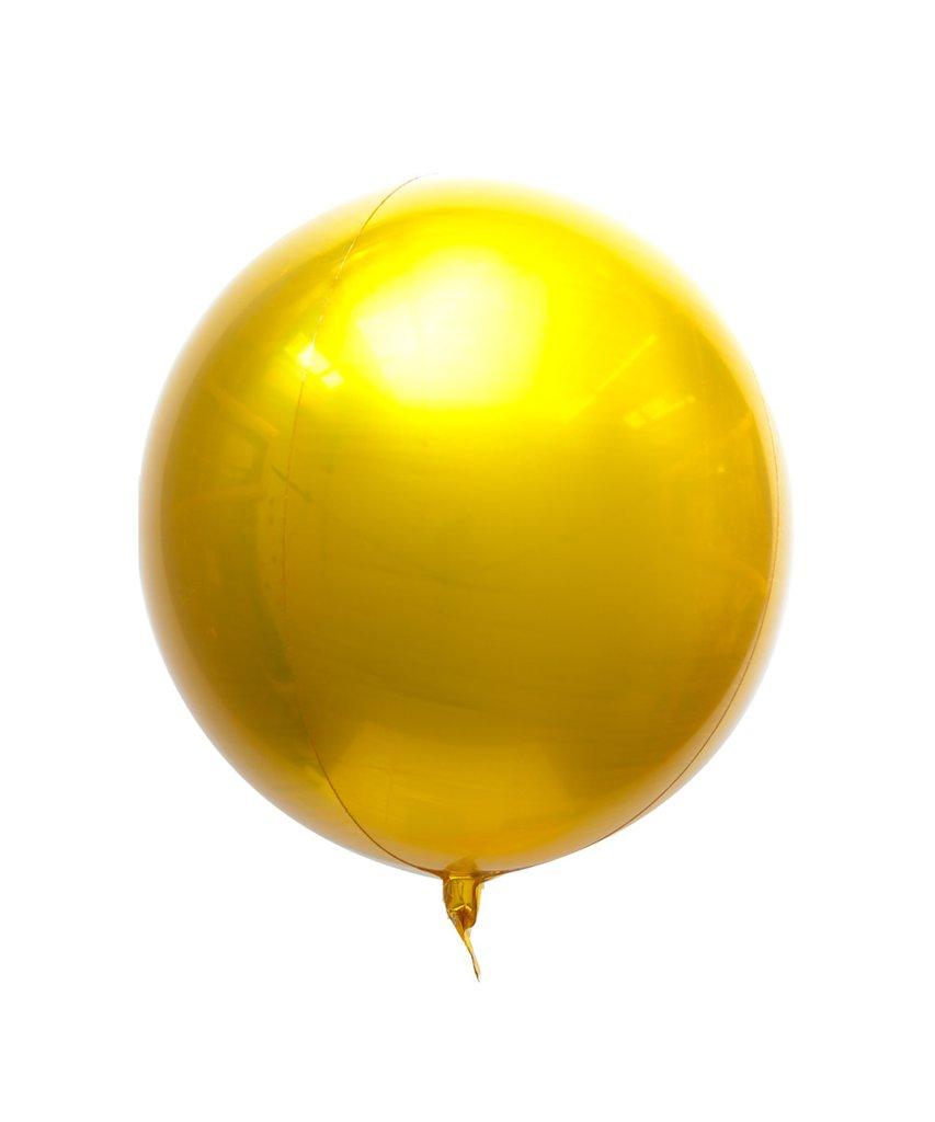853x1024 Mylar Orb Balloons