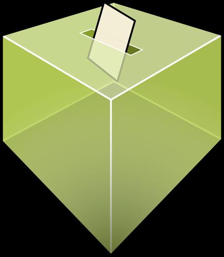 436x500 Ballot Box Vector Clip Art Public Domain Vectors
