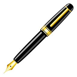 256x256 Fountain Pen Clipart Free Clipart Images