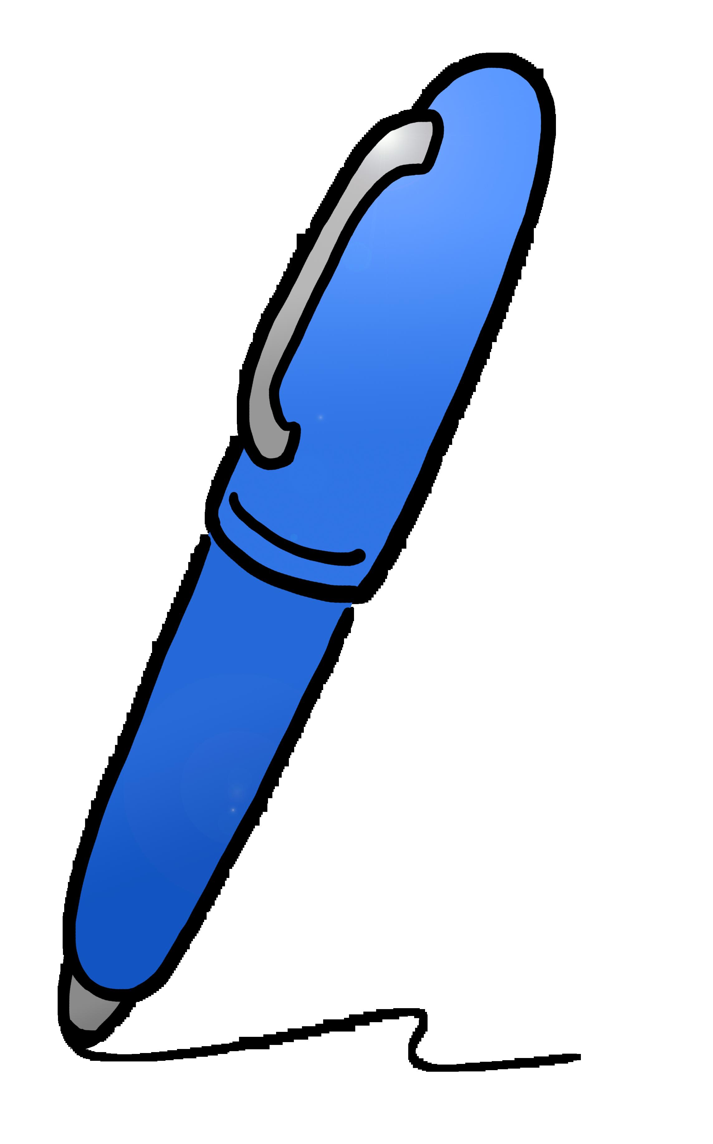 2288x3672 Free Pen Clipart Image