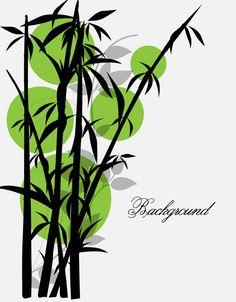 236x302 Bamboo Leaves Bamboo 9 Clip Art Nature Clip Art