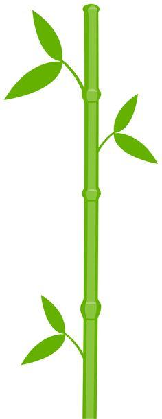 236x611 Bamboo Stick Clipart