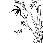 170x170 Bamboo Clip Art