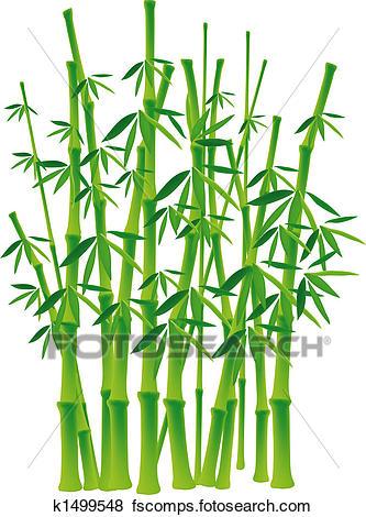 333x470 Stock Illustration Of Bamboo Tree K1499548