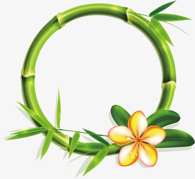 650x596 Bamboo Ring, Bamboo, Ring Png Image For Free Download