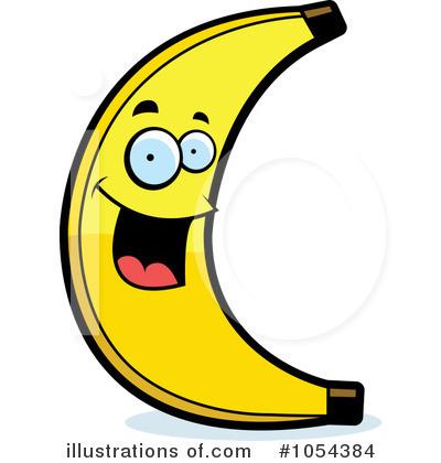 400x420 Banana Clipart Face