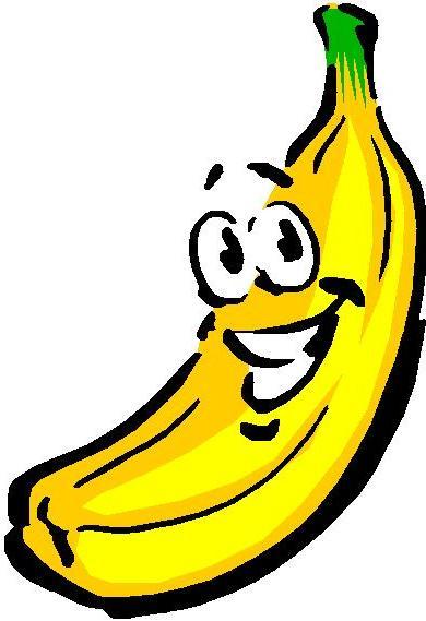 390x569 Bananas Clipart 6 Banana Clip Art Free Vector Image