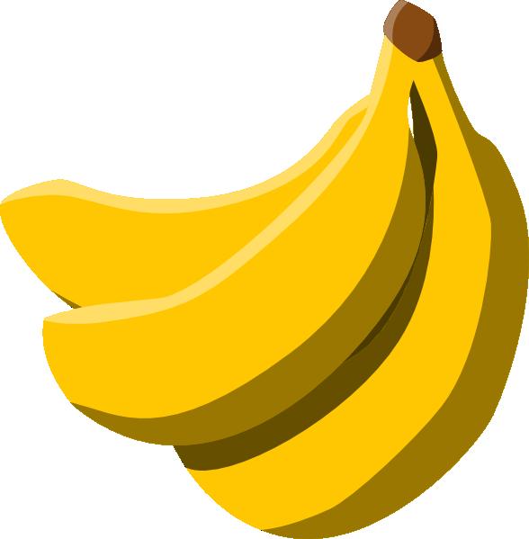 588x599 Sm Bananas Clip Art