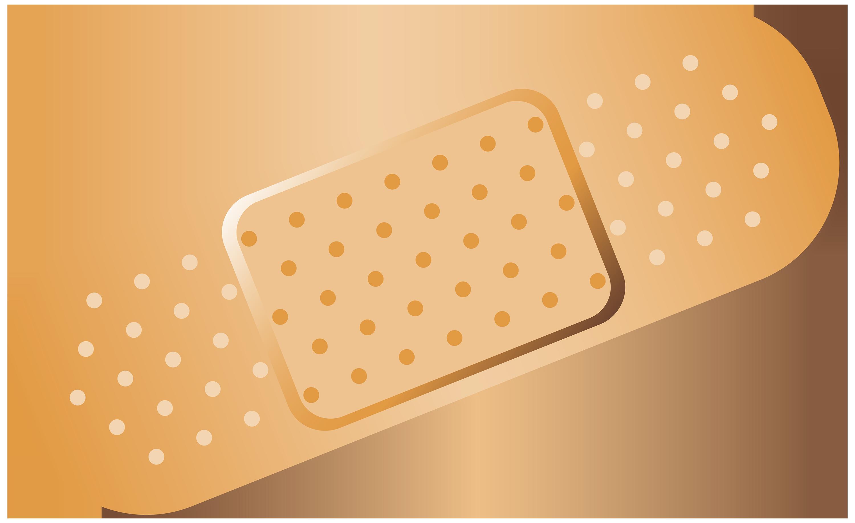 3000x1834 Box Clipart Bandage