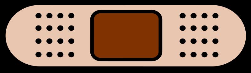 800x235 Bandaid Band Aid Clip Art Image 3