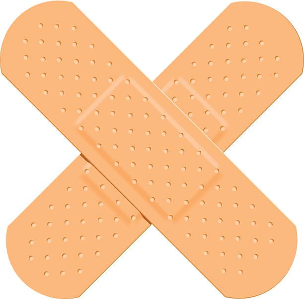 612x601 Band Aid Clipart