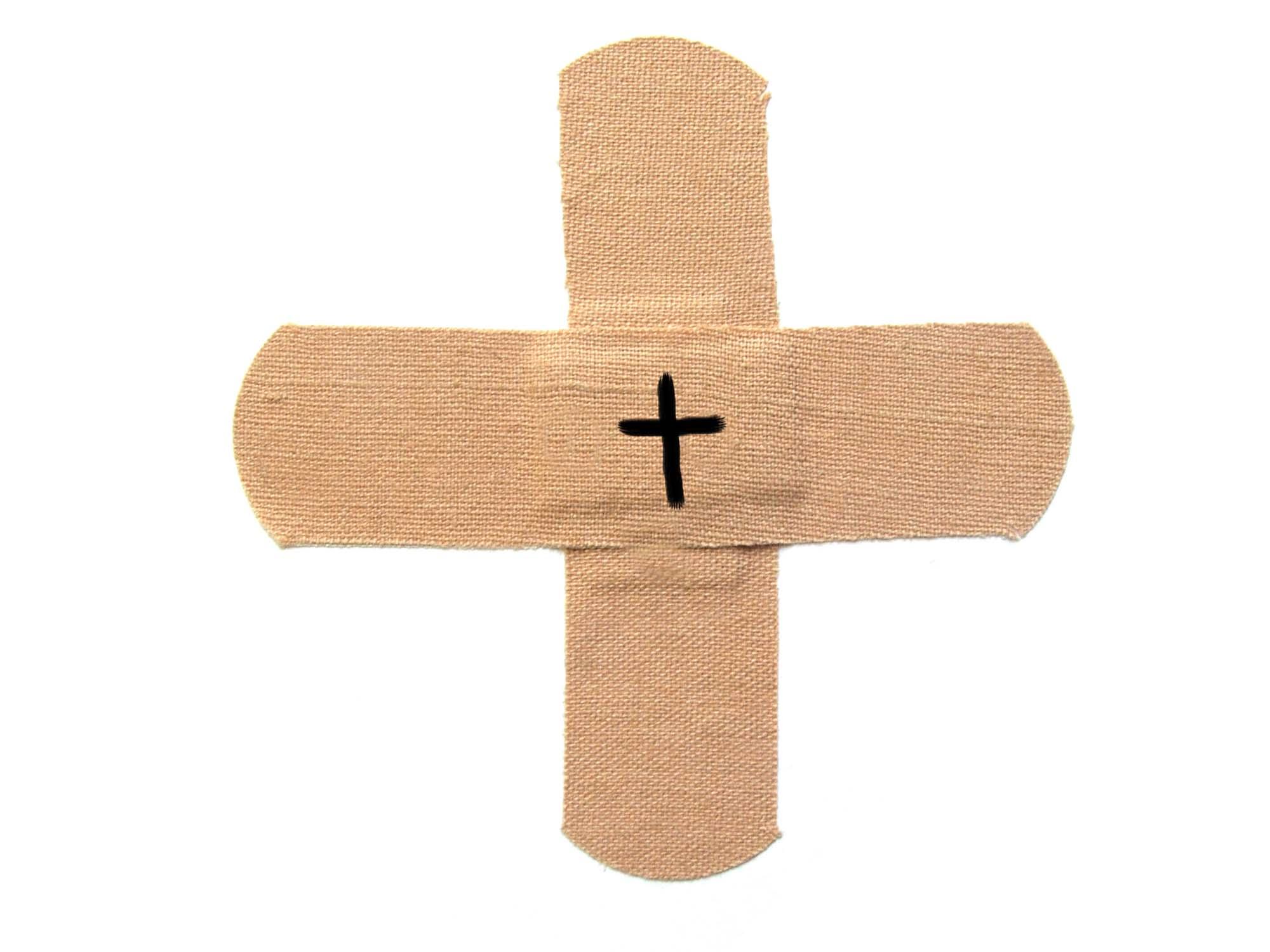 2000x1500 Band Aid Praise